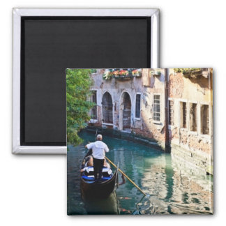 Gondola in Venice Italy Magnet