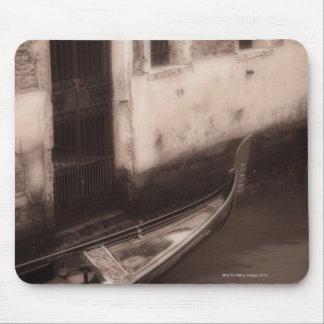 Gondola in Venice Italy Mouse Pad