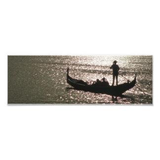Gondola Photo Print