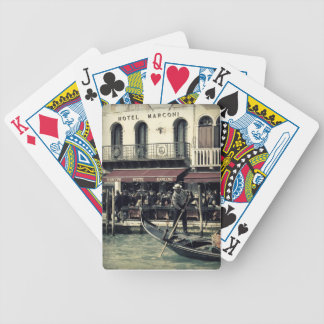 Gondola Playing Cards