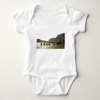 Gondola Race Venice Baby Bodysuit
