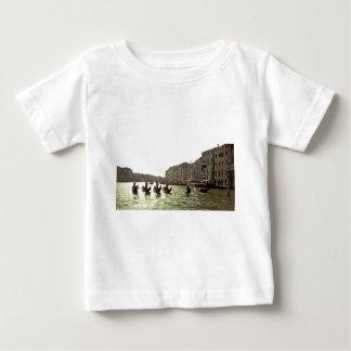 Gondola Race Venice Baby T-Shirt