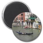 Gondola Ride Refrigerator Magnets