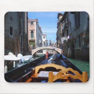 Gondola Trip, Venice Mouse Pad