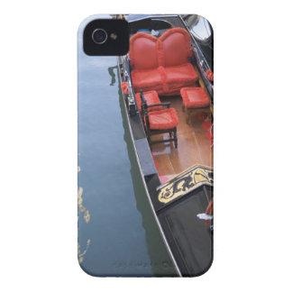 Góndola Venecia Italia iPhone 4 Case-Mate Cárcasa