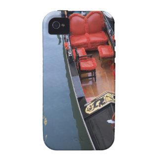 Góndola Venecia Italia iPhone 4/4S Carcasa