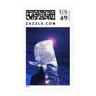 Gondola Venice Italy 2 Stamps