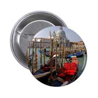 Gondolas 2 Inch Round Button