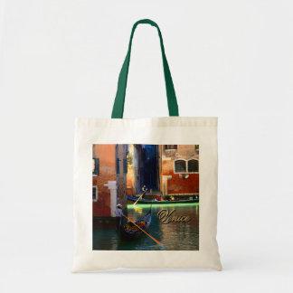 Gondolas Budget Tote Bag