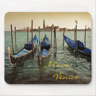 Góndolas de Venecia Tapetes De Raton