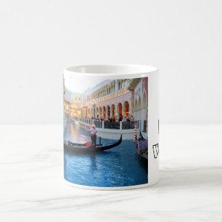 Gondolas I Love Las Vegas Coffee Mug