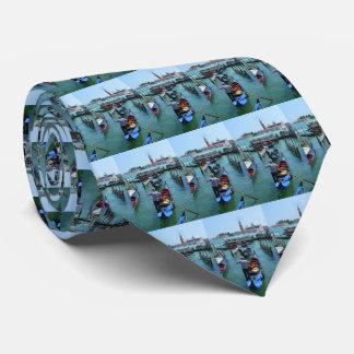 Gondolas Neck Tie