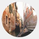 Gondolas Stickers
