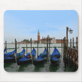 Gondolas with a View Mouse Pad