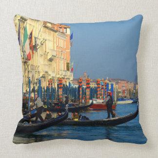 Gondoleros venecianos cojines