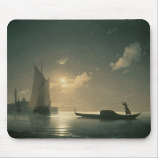 Gondolier at Sea by Night, 1843 Mouse Pad