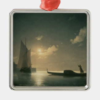 Gondolier at Sea by Night, 1843 Ornaments