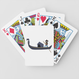 Gondolier Bicycle Playing Cards