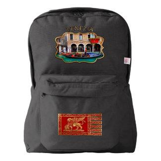 Gondolier in Cannaregio American Apparel™ Backpack