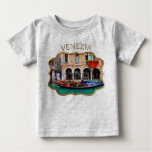 Gondolier in Cannaregio Baby T-Shirt