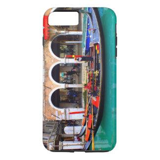 Gondolier in Cannaregio iPhone 7 Plus Case