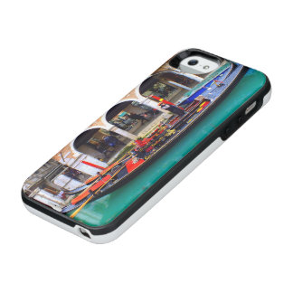 Gondolier in Cannaregio iPhone SE/5/5s Battery Case