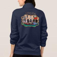 Gondolier in Cannaregio Jacket