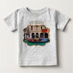 Gondolier in Cannaregio Tee Shirt