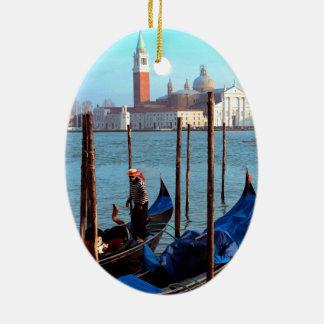 Gondolier Ornament