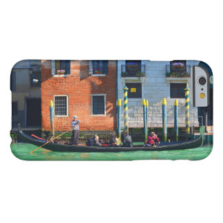 Gondolier Rowing on Canal Grande Barely There iPhone 6 Case