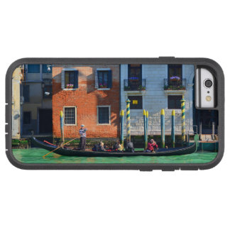 Gondolier Rowing on Canal Grande Tough Xtreme iPhone 6 Case