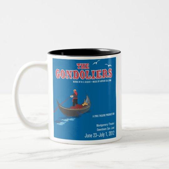 Gondoliers 2012 Mug