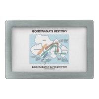 Gondwana's History Biogeography In Perspective Belt Buckle