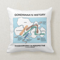 Gondwana's History Biogeography In Perspective Pillow