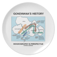 Gondwana's History Biogeography In Perspective Plates