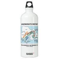 Gondwana's History Biogeography In Perspective SIGG Traveler 1.0L Water Bottle