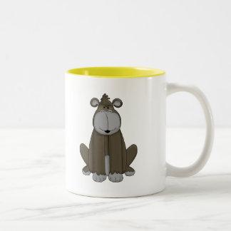 Gone Ape Two-Tone Coffee Mug