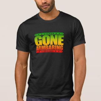 GONE ARMBARING - Love to Train Brazilian Jiu-Jitsu T-Shirt