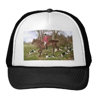 Gone Away Trucker Hat