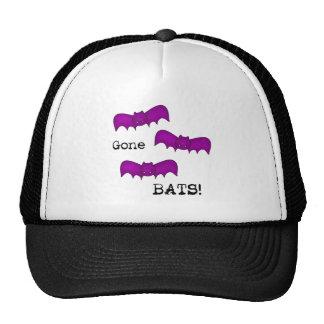 Gone Bats Trucker Hat