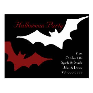 Gone Batty! Postcard