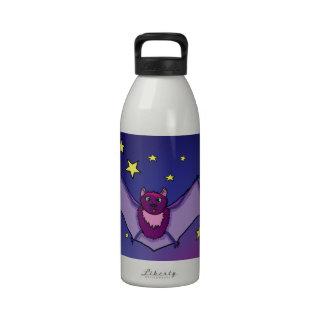 Gone Batty Reusable Water Bottles