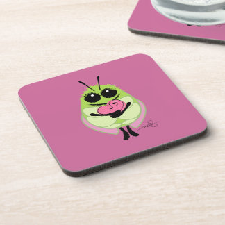 Gone Buggy Love Coaster