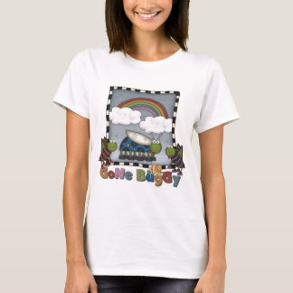 Gone Buggy Rainbow and Bugs Tshirts