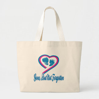 Gone But Not Forgotten Jumbo Tote Bag