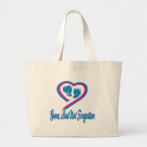 Gone But Not Forgotten Large Tote Bag