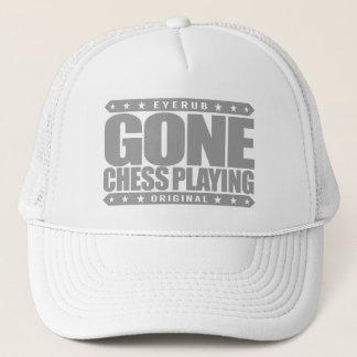 GONE CHESS PLAYING - I'm World's Highest IQ Player Trucker Hat
