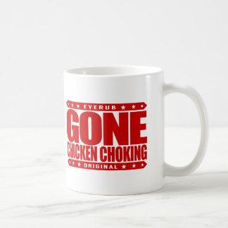 GONE CHICKEN CHOKING - I Love Brazilian Jiu-Jitsu Coffee Mug