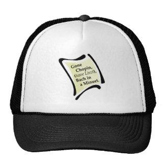 Gone Chopini Hats