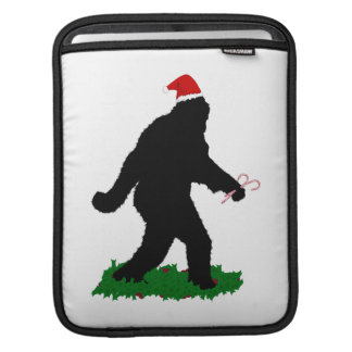 Gone Christmas , Gone Squatchin' Sleeves For iPads